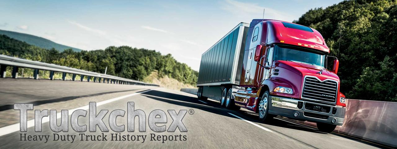 Truckchex Heavy Duty Truck History Reports